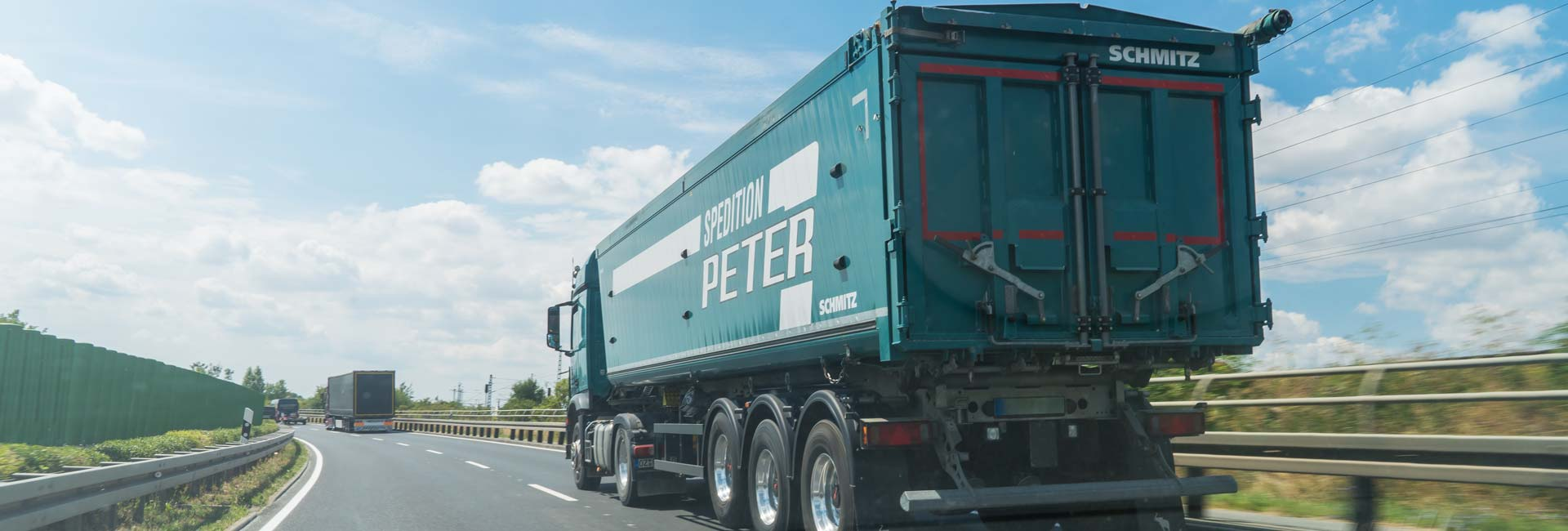 Transporte | Spedition Peter